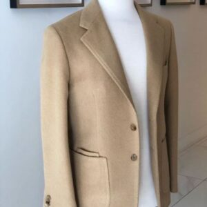 Camel Hair Sports Coat